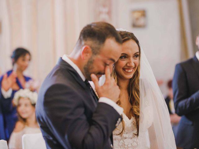 Il matrimonio di Christian e Sabrina a Cameri, Novara 38
