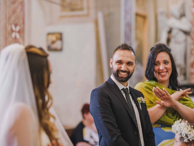 Il matrimonio di Christian e Sabrina a Cameri, Novara 40