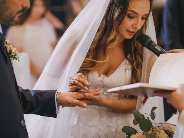 Il matrimonio di Christian e Sabrina a Cameri, Novara 41