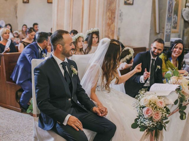 Il matrimonio di Christian e Sabrina a Cameri, Novara 42