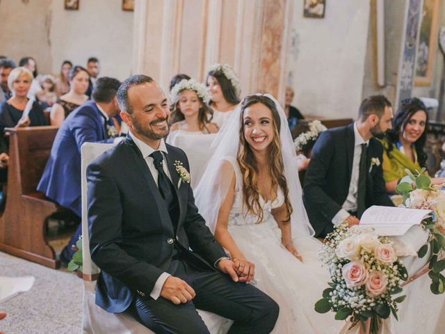 Il matrimonio di Christian e Sabrina a Cameri, Novara 43