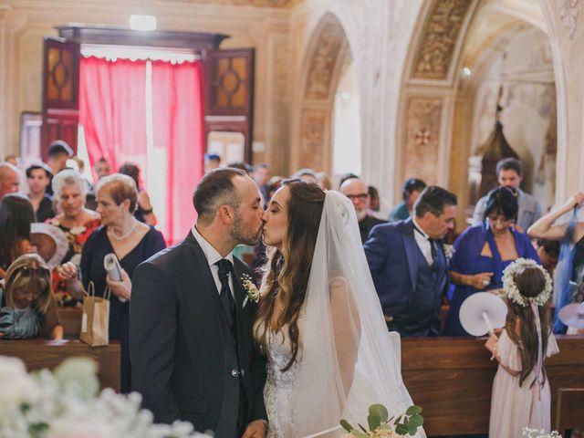 Il matrimonio di Christian e Sabrina a Cameri, Novara 45