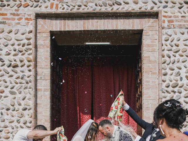 Il matrimonio di Christian e Sabrina a Cameri, Novara 48