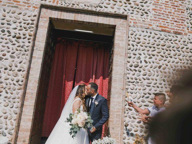 Il matrimonio di Christian e Sabrina a Cameri, Novara 49