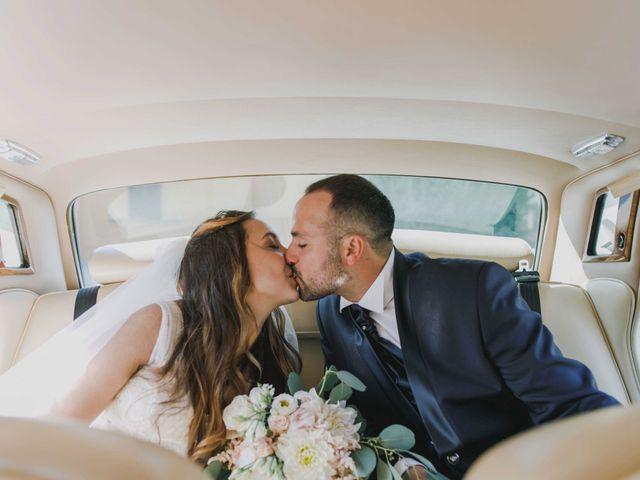 Il matrimonio di Christian e Sabrina a Cameri, Novara 52