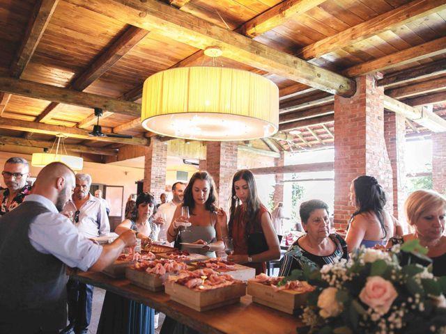 Il matrimonio di Christian e Sabrina a Cameri, Novara 58