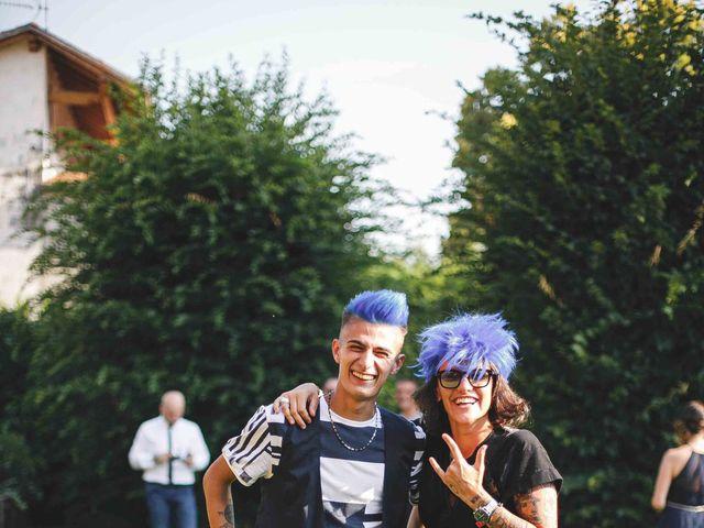 Il matrimonio di Christian e Sabrina a Cameri, Novara 64