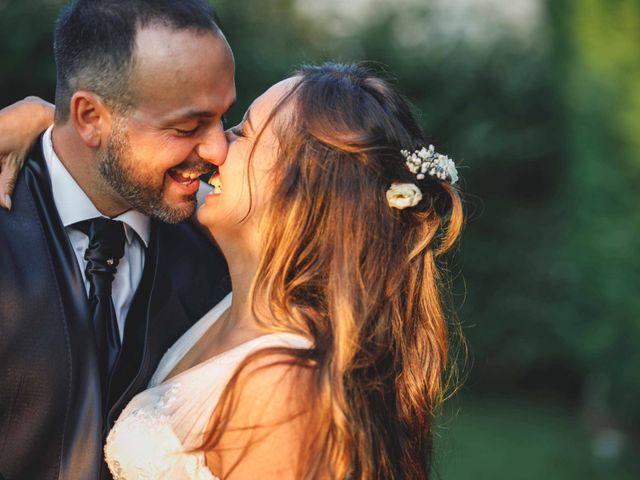 Il matrimonio di Christian e Sabrina a Cameri, Novara 77