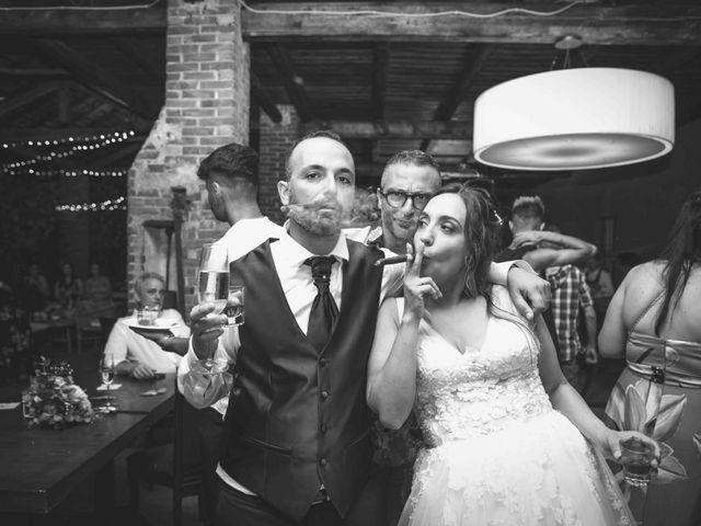 Il matrimonio di Christian e Sabrina a Cameri, Novara 91