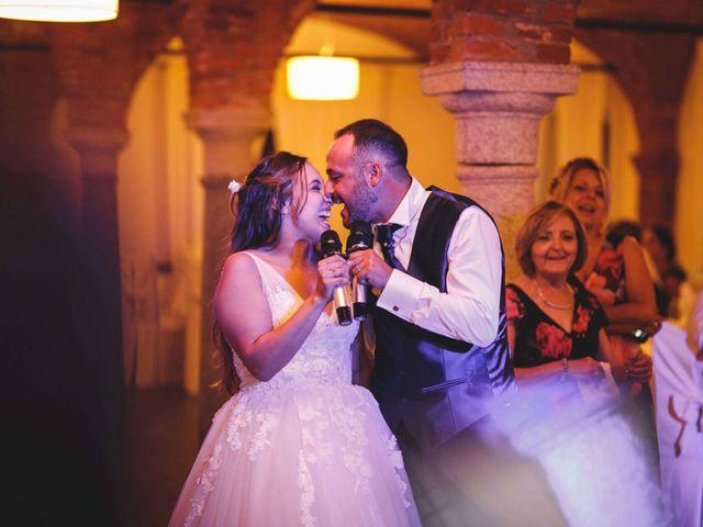 Il matrimonio di Christian e Sabrina a Cameri, Novara 92