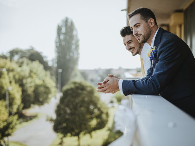 Il matrimonio di Alessandro e Sara a Stanghella, Padova 8