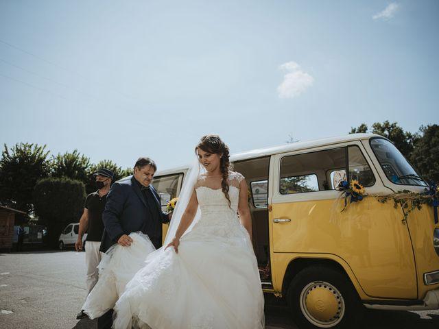 Il matrimonio di Alessandro e Sara a Stanghella, Padova 17