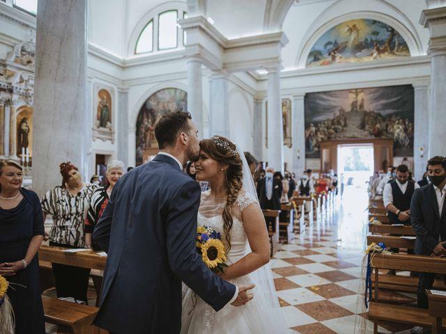 Il matrimonio di Alessandro e Sara a Stanghella, Padova 18