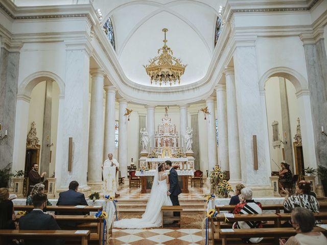 Il matrimonio di Alessandro e Sara a Stanghella, Padova 19