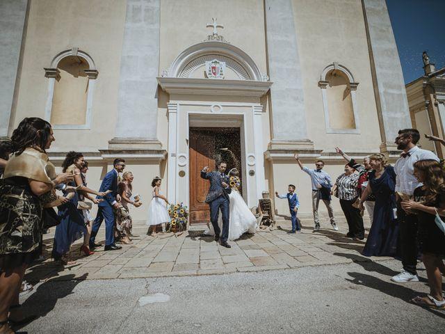 Il matrimonio di Alessandro e Sara a Stanghella, Padova 20