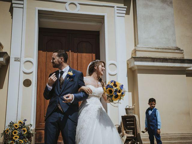 Il matrimonio di Alessandro e Sara a Stanghella, Padova 21