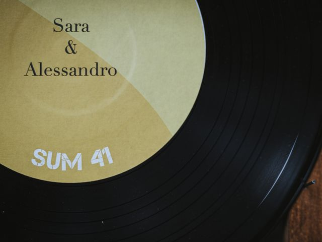 Il matrimonio di Alessandro e Sara a Stanghella, Padova 30