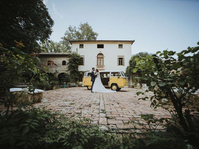 Il matrimonio di Alessandro e Sara a Stanghella, Padova 35