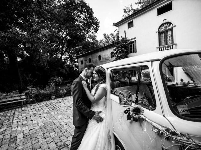Il matrimonio di Alessandro e Sara a Stanghella, Padova 37
