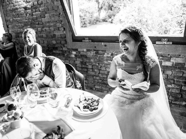 Il matrimonio di Alessandro e Sara a Stanghella, Padova 43