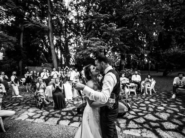 Il matrimonio di Alessandro e Sara a Stanghella, Padova 64