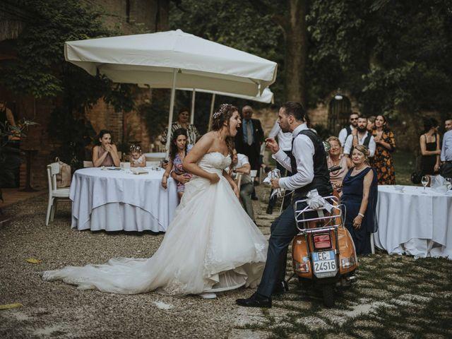 Il matrimonio di Alessandro e Sara a Stanghella, Padova 65
