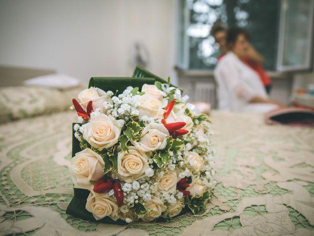 Il matrimonio di Antonio e Cristina a Milano, Milano 5