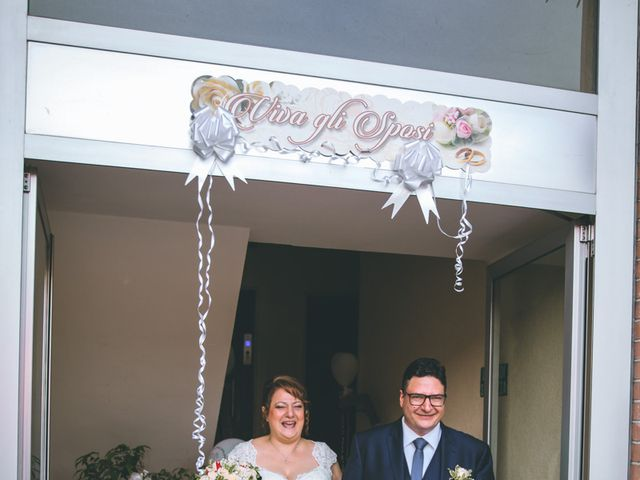 Il matrimonio di Antonio e Cristina a Milano, Milano 24