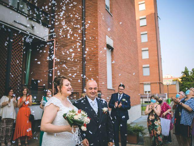 Il matrimonio di Antonio e Cristina a Milano, Milano 25