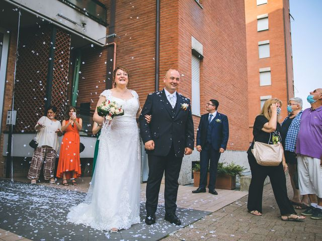 Il matrimonio di Antonio e Cristina a Milano, Milano 26