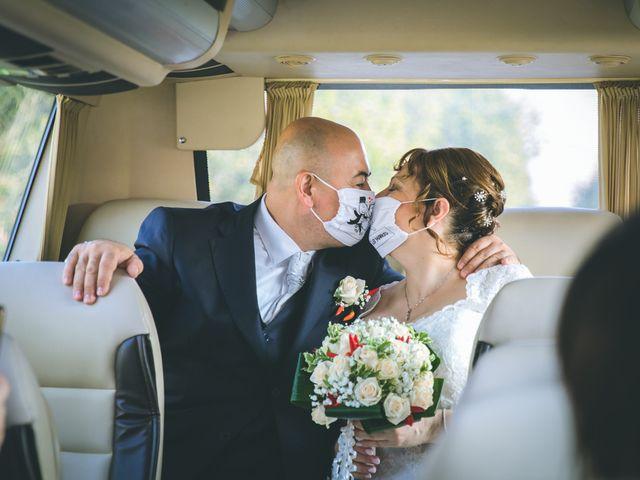 Il matrimonio di Antonio e Cristina a Milano, Milano 30