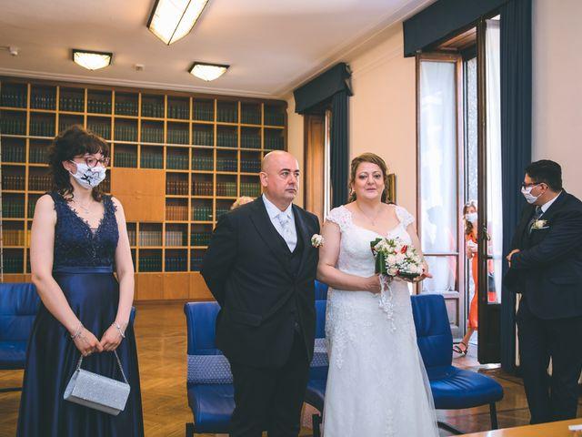 Il matrimonio di Antonio e Cristina a Milano, Milano 33