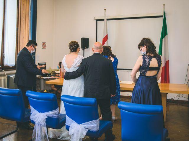 Il matrimonio di Antonio e Cristina a Milano, Milano 34