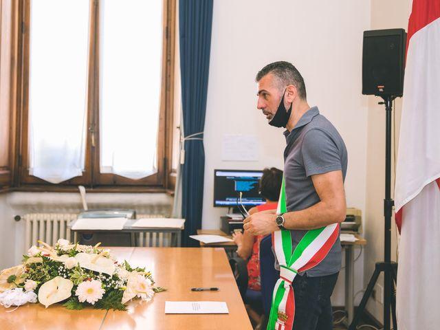 Il matrimonio di Antonio e Cristina a Milano, Milano 35