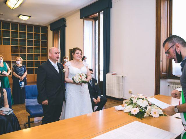 Il matrimonio di Antonio e Cristina a Milano, Milano 39