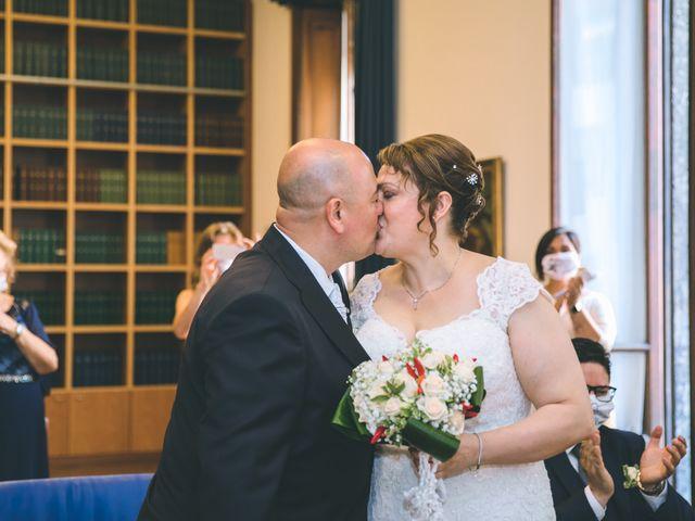 Il matrimonio di Antonio e Cristina a Milano, Milano 40