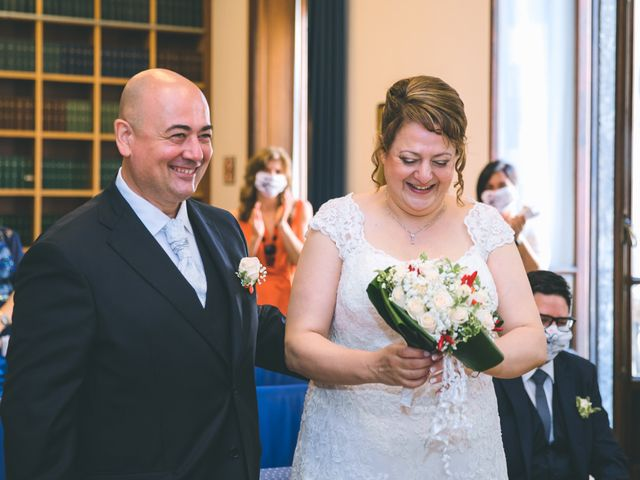 Il matrimonio di Antonio e Cristina a Milano, Milano 41