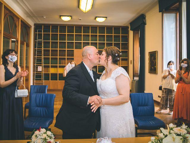 Il matrimonio di Antonio e Cristina a Milano, Milano 48