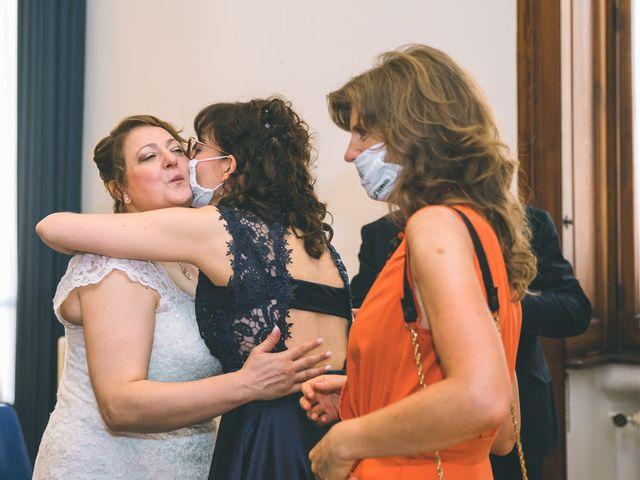 Il matrimonio di Antonio e Cristina a Milano, Milano 50