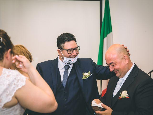 Il matrimonio di Antonio e Cristina a Milano, Milano 53