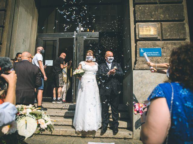 Il matrimonio di Antonio e Cristina a Milano, Milano 55