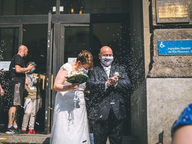 Il matrimonio di Antonio e Cristina a Milano, Milano 56