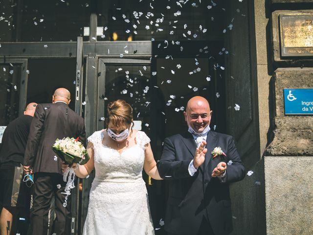 Il matrimonio di Antonio e Cristina a Milano, Milano 57