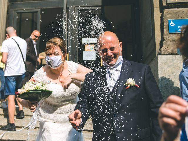 Il matrimonio di Antonio e Cristina a Milano, Milano 58
