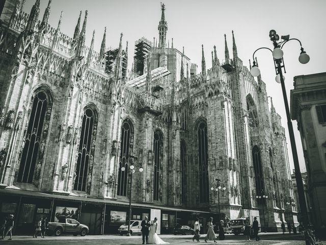 Il matrimonio di Antonio e Cristina a Milano, Milano 61