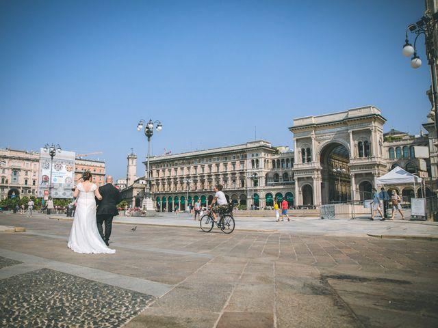 Il matrimonio di Antonio e Cristina a Milano, Milano 62