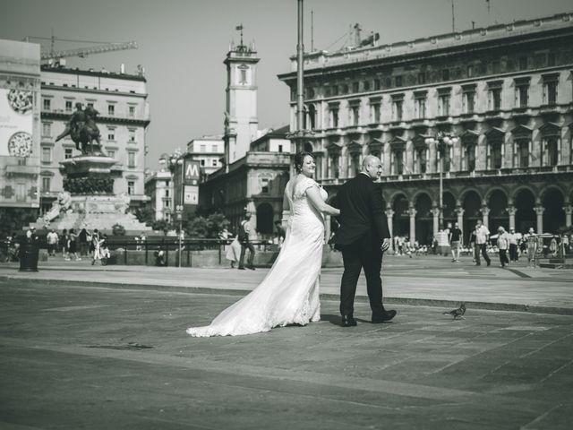 Il matrimonio di Antonio e Cristina a Milano, Milano 63