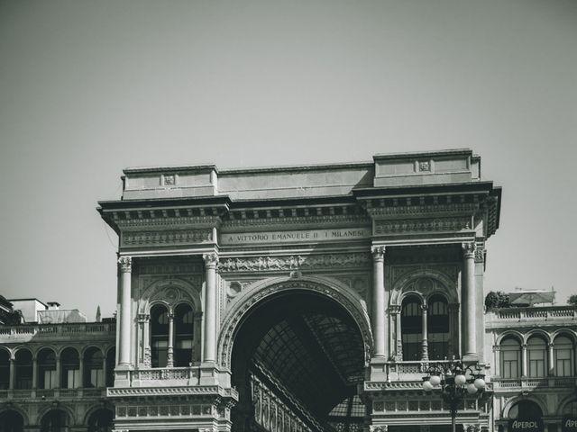Il matrimonio di Antonio e Cristina a Milano, Milano 64
