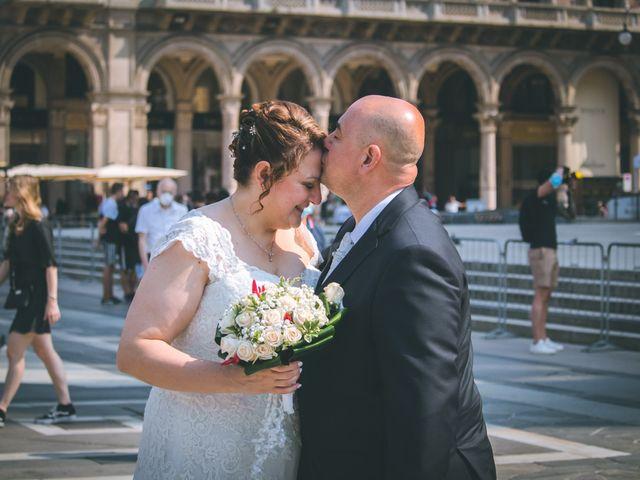 Il matrimonio di Antonio e Cristina a Milano, Milano 65