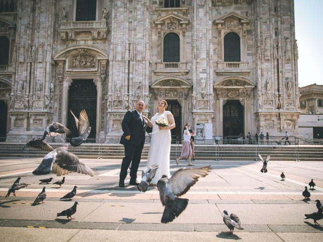 Il matrimonio di Antonio e Cristina a Milano, Milano 66